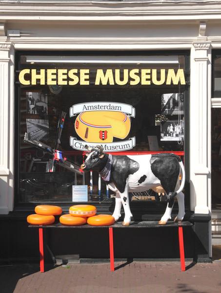 Amsterdam Cheese Museum Prinsengracht Amsterdam Holland