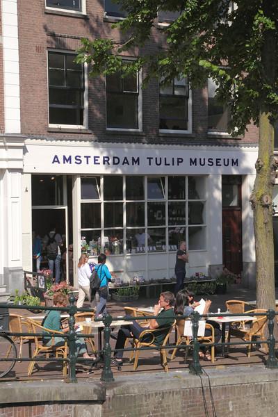 Amsterdam Tulip Museum Prinsengracht Amsterdam Holland