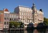 NH Doelen Hotel in Old Side district Amsterdam Holland
