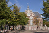 Noorderkerk North Church  Noordermarkt Square Amsterdam