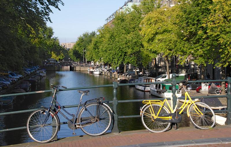 Herengracht Canal Amsterdam Holland