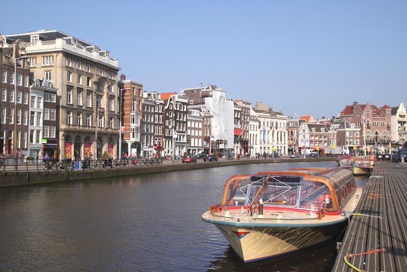 The Rokin Amsterdam Holland