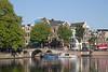 Amstel River Amsterdam