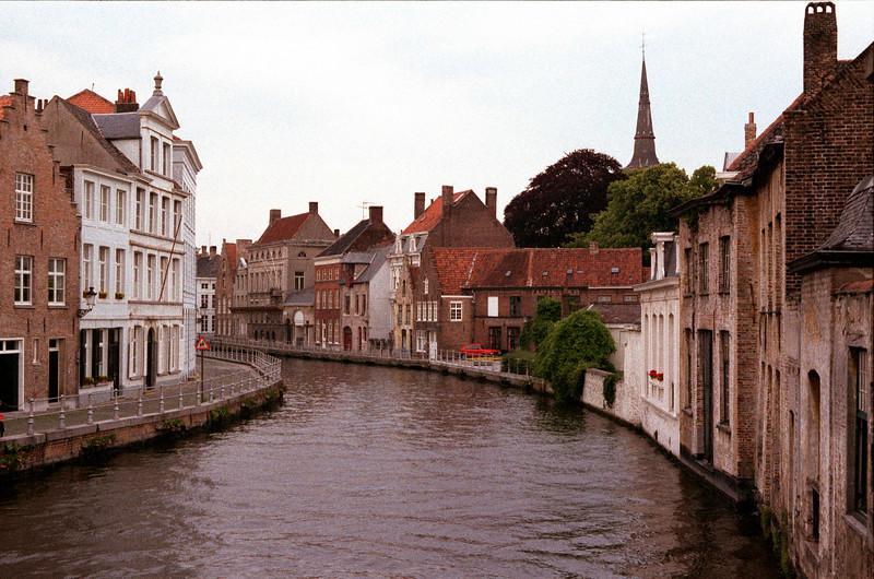 Canal at Bruges