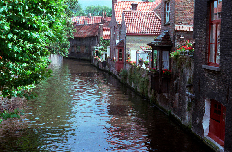 Canal at Bruges
