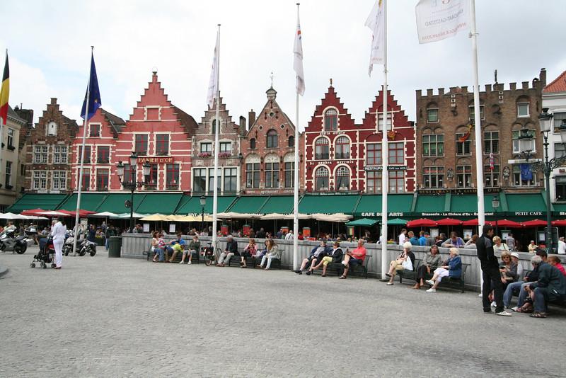 Market, Brugge