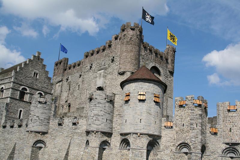 Gravenstein Castle, Ghent