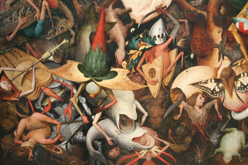 Brueghel's take on hell...