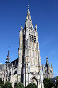 Saint Martins Cathedral, Ypres.