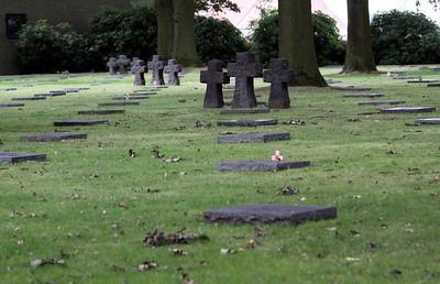 Langemarck German Cemetery.