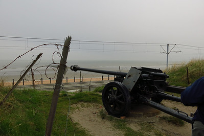 Atlantic Wall Fortifications of WWII
