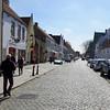 main street of Damme