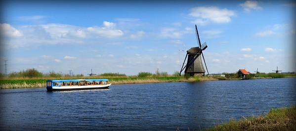 Belgium and Holland