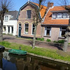 drive-by image of Dutch village