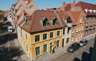 1.  Bruges, Belgium, April 23 - 25