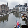 April 28 -- Ghent on a damp, cold and windy day.