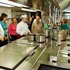 Tour of the kitchen.