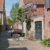 Side street at Veere.