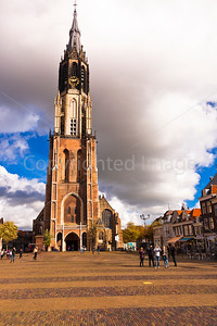 Nieuwe Kerk in Delft
