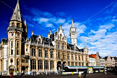 The Old Post Office in Ghent