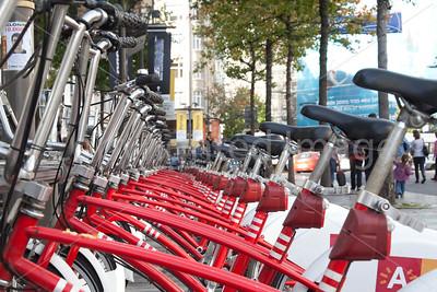 Bike rental in Antwerp