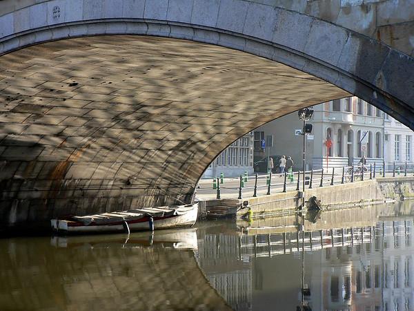 In Hiding - St Michael's Bridge