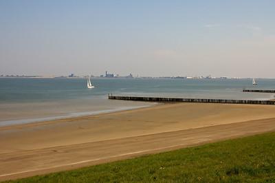 towards Oostende