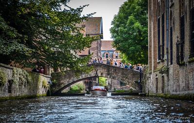 Bonifacius Bridge, Bruges