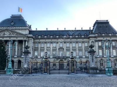 Royal Palace gate