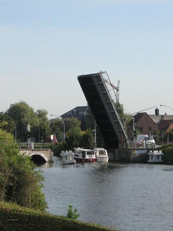 Canalside Brugges