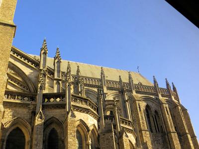 Ieper (Ypres) and Bruges