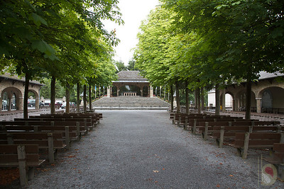 The Shrine of Our Lady of Banneux : Belgium