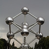 Atomium, built for the World Exhibition in 1958