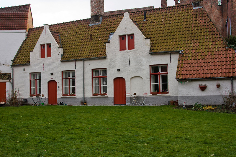 typical house in Beguinale House