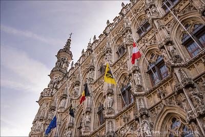 Leuven, Belgium, Town hall