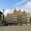 Grote Markt, Antwerp, Belgium (2009)