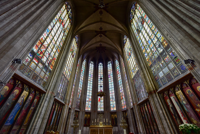 Church of Our Blessed Lady of Sablon