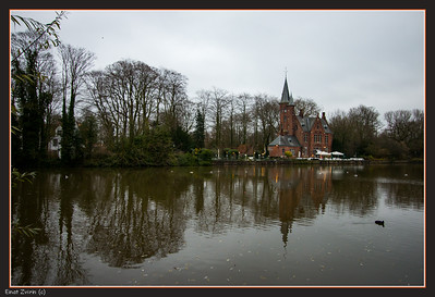 Minnewater, Brugge