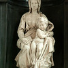 The Madonna of Bruges is a marble sculpture by Michelangelo of Mary with the infant Jesus, inside the Church of Our Lady
