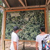 Tikal park map