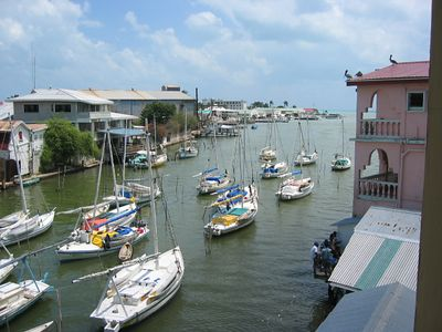 Belize City 2005.