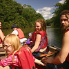 Belize 2007: Chaa Creek - Paddling on the Macal River
