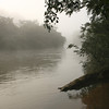 Belize 2007: Chaa Creek - Early morning on the Macal River