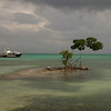 Belize 2007: Caye Caulker - Storm brewing