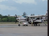 Maya Island Air, our next bird to Dangriga, Belize.