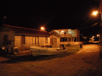 © Joseph Dougherty.  All rights reserved.  Streets of San Pedro, Ambergris Caye, Belize.