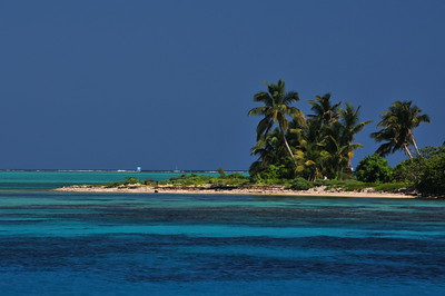 © Joseph Dougherty.  All rights reserved.   Half Moon Caye.  Lighthouse Atoll, Belize.