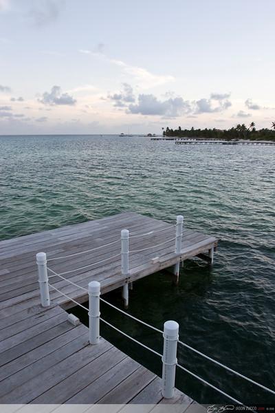 Ambergris Caye.