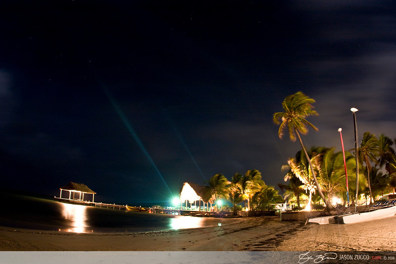 Journey's End Resort, Ambergris Caye.