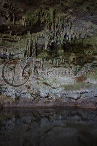 Inside the Rio Frio cave. Augustine, Belize.